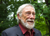 Gary Snyder speaker photo
